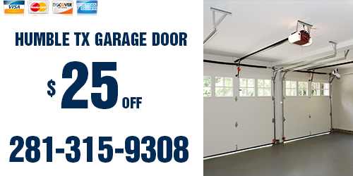Humble TX Garage Door Coupon